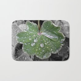heavy rain Bath Mat