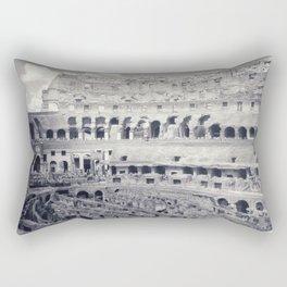 The Fear and Wonder Rectangular Pillow