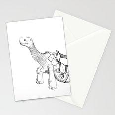 Tortoise Ride Anyone?! Stationery Cards