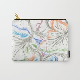 Organic Emotions of Truth Carry-All Pouch