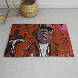 Long live The Notorious BIG Rug