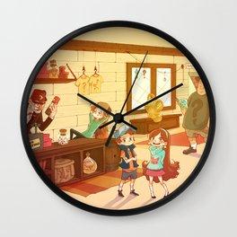 Gravity Falls Wall Clock
