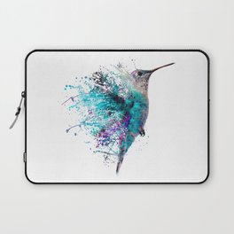 HUMMING BIRD SPLASH Laptop Sleeve