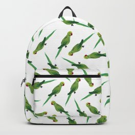 Indian Parrot Backpack