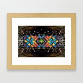 Process Philosophy Framed Art Print