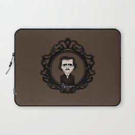 Edgar Allan Poe Laptop Sleeve