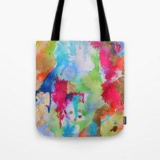 Lisa Print Tote Bag