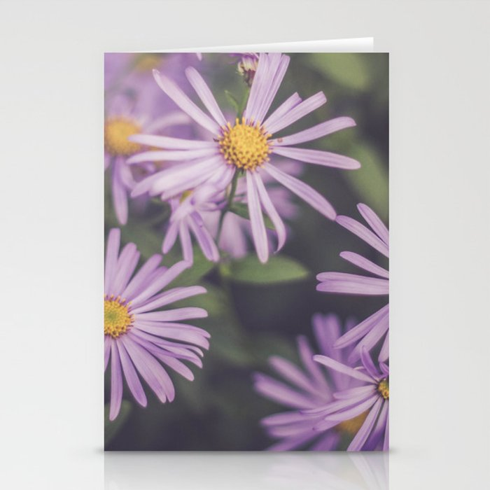 purple II Stationery Cards