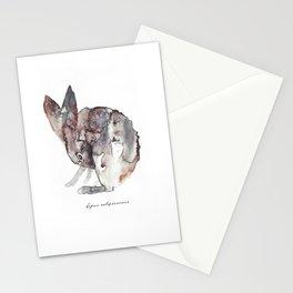 Lepus Californicus Stationery Cards