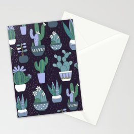 Go sit on a cactus! Stationery Cards