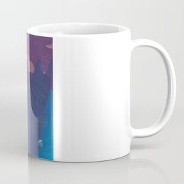 Robokid in the Forest Coffee Mug