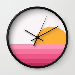 Sunseeker 15 Landscape Wall Clock