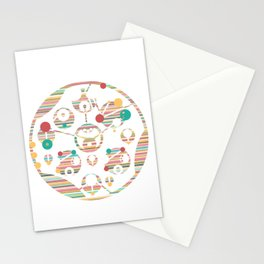 Believe in her Stationery Cards