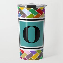 O Monogram Travel Mug