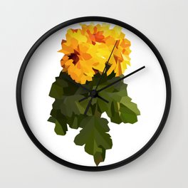 Lonely Thoughts Wall Clock