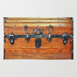 Antique Trunk Rug