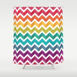 Add some colour Shower Curtain