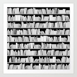 Read 'em and Weep Art Print