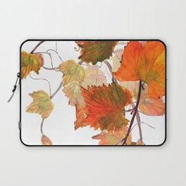 orange grapevine 2 Laptop Sleeve