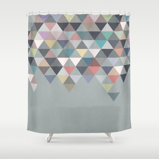 Nordic Combination 20 Shower Curtain