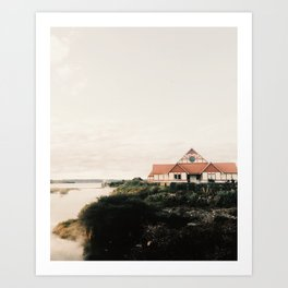 Home #3 Art Print