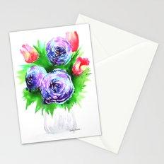 Flower Vase Stationery Cards