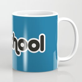 OLDSCHOOL v1 HQvector Coffee Mug