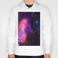nebula Hoodies featuring NebUla. by 2sweet4words Designs