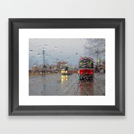 Queen & Kingston Framed Art Print
