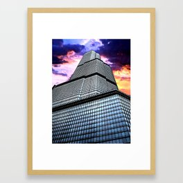 Trump Tower Framed Art Print