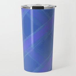 Blueberry Pie Plaid Travel Mug