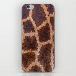 Giraffe Fur iPhone Skin