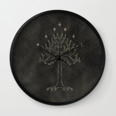 Lord of the Rings: Tree of Gondor Wall Clock