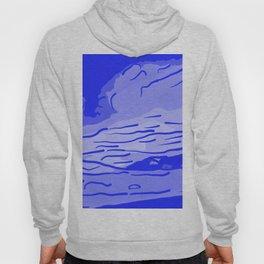 abstract style aurora borealis absdb Hoody