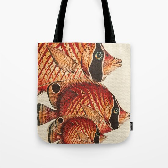 Fish Classic Designs 2 Tote Bag