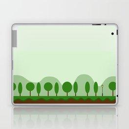 Tree Line Laptop & iPad Skin