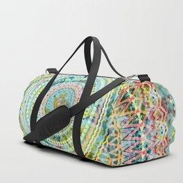 Ancient wallpaper Duffle Bag