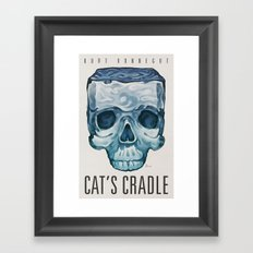 Cat's Cradle Framed Art Print