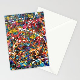 Colorful Impressions Stationery Cards