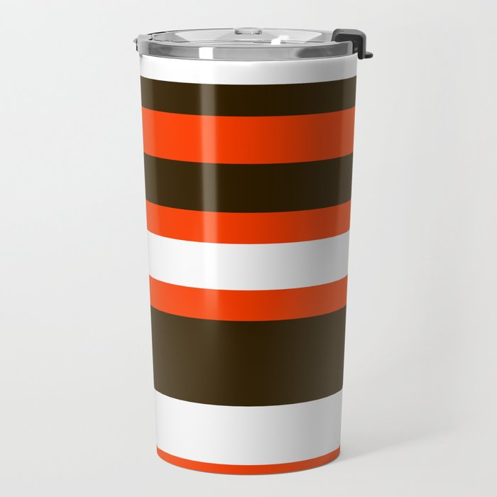 Cleveland Colors Travel Mug