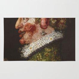 Giuseppe Arcimboldo  -  La Primavera Rug