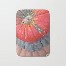pumpkin pile Bath Mat