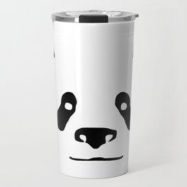 Studio Antics: Panda Face Travel Mug