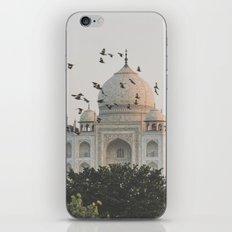 Taj Mahal, India II iPhone & iPod Skin