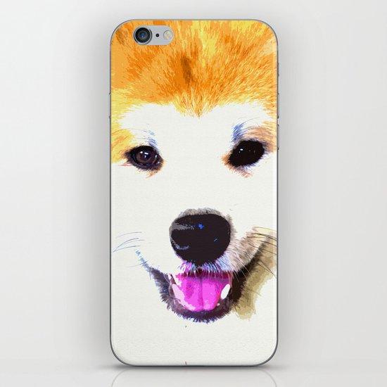 AKITA iPhone & iPod Skin