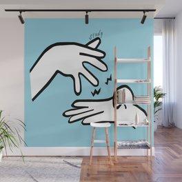 ASL Study Wall Mural