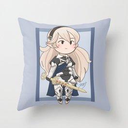 Chibi Corrin Throw Pillow