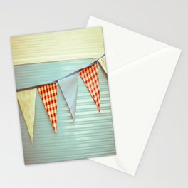 Vintage Caravanning Stationery Cards