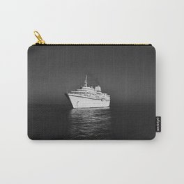 Ghost Ship - Positano, Italy Carry-All Pouch