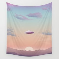 Unidentifed Wall Tapestry